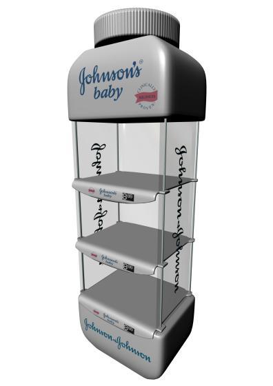 Johnson's Floorstand