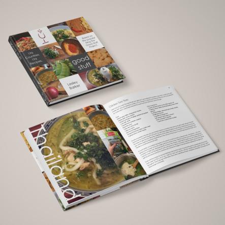 Cookbook Concept