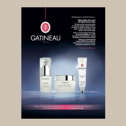 Gatineau Full-page Advert