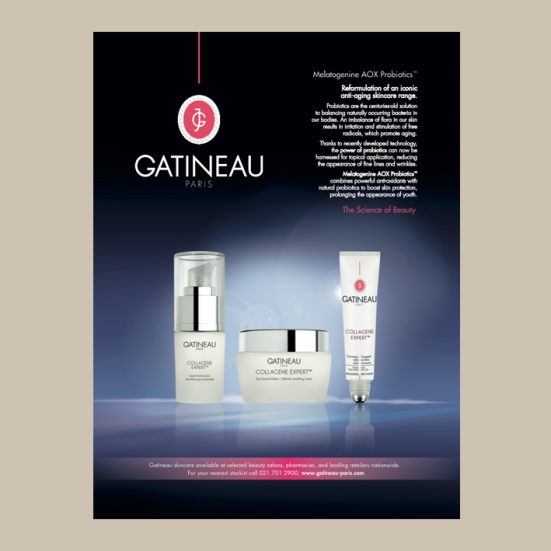 Gatineau Full-page Advert