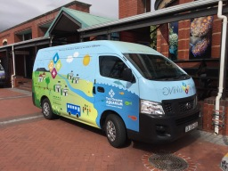 Smart Living Vehicle Wrap
