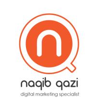 Naqib Qazi Logo Design