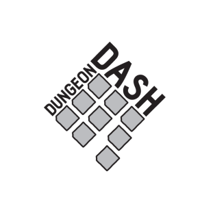 Dungeon Dash Game Logo