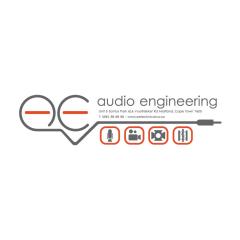Audio Engineering Logo