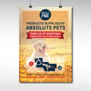 Absolute Pets Poster