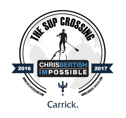 Carrick SUP Sponsorship Logo