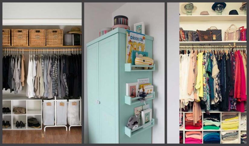 shelving in on cupboards